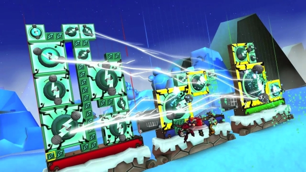 Slam Bolt Scrappers Screenshot 1