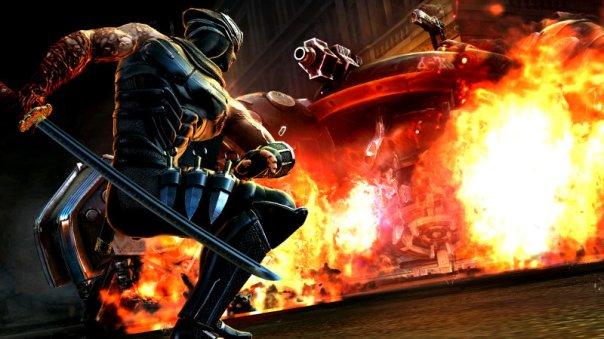 Ninja Gaiden 3 Shot 2