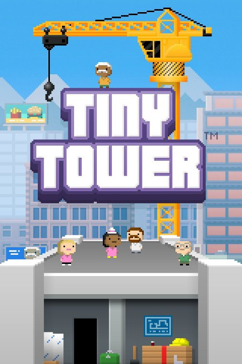 Tiny Tower Title